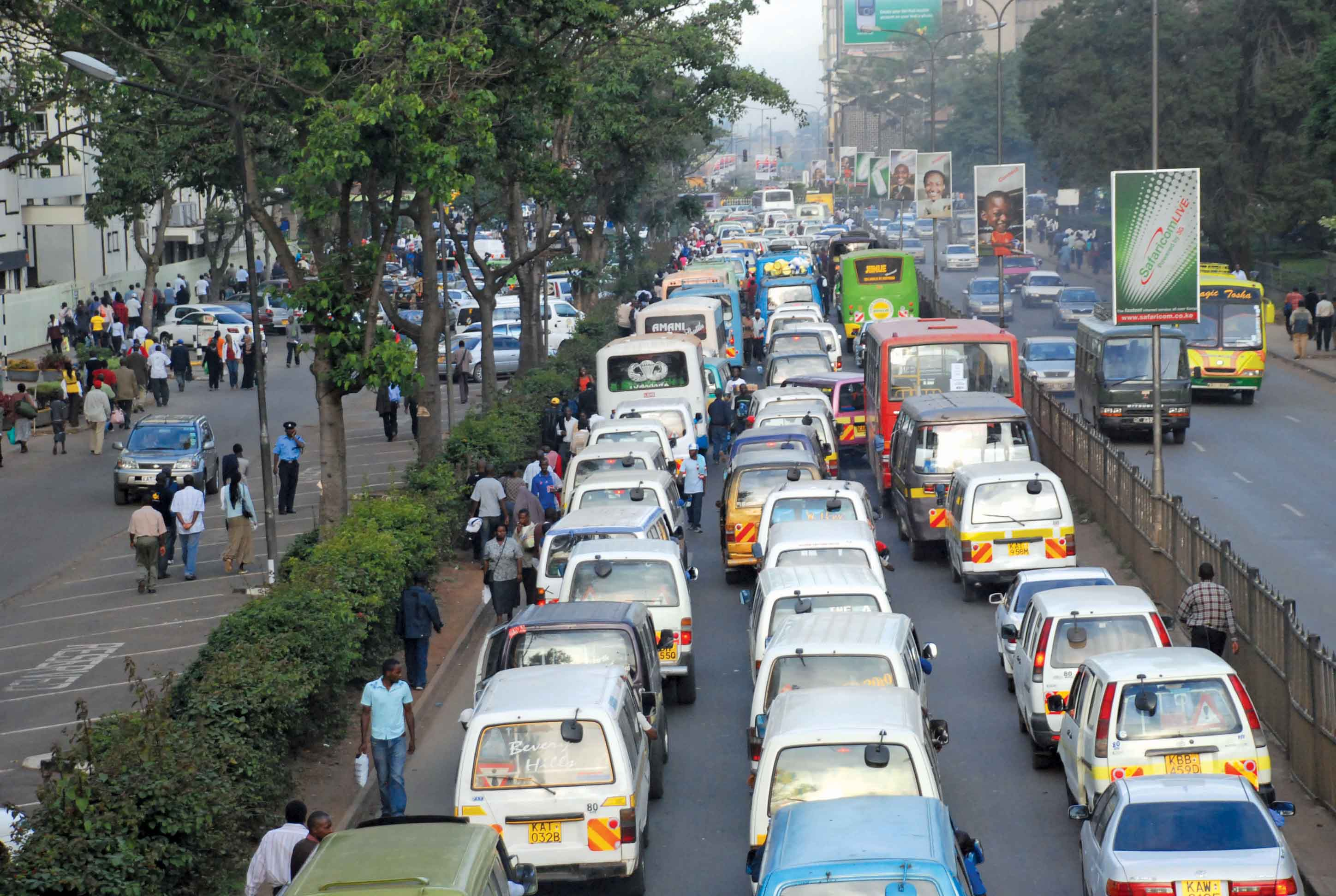 East Africa drives towards road tolling | World Highways