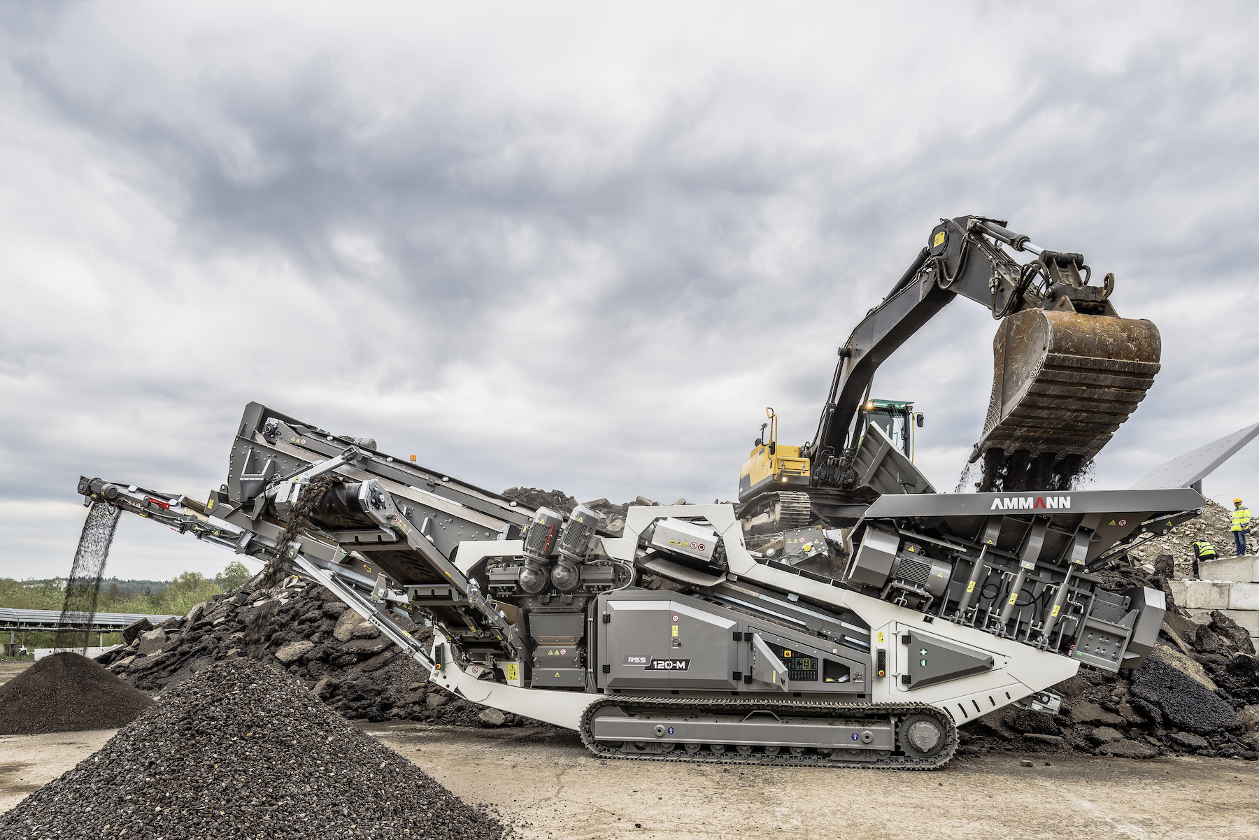RSS_120-M_Recycling_Shredder_Screener
