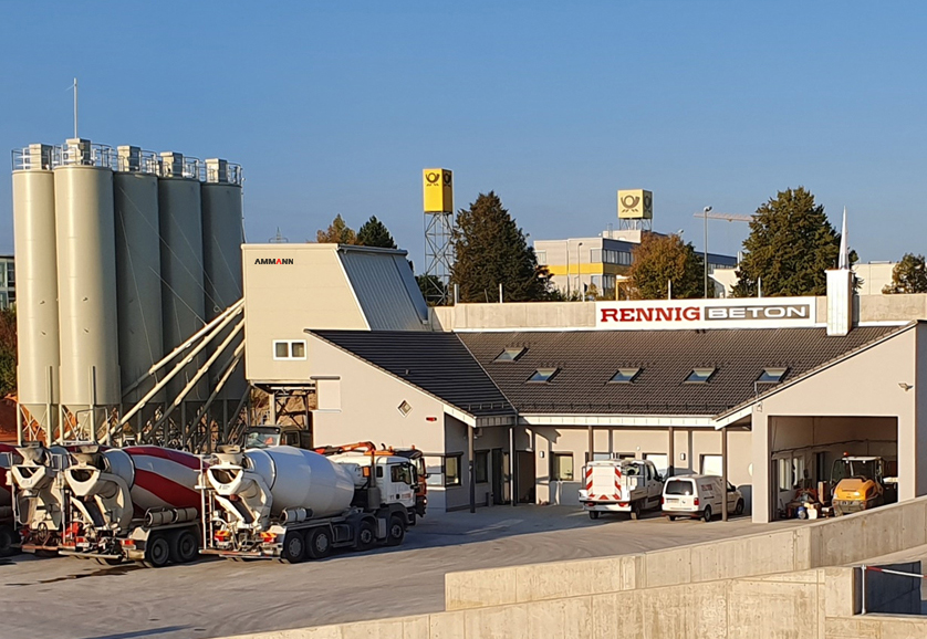 A German producer has improved concrete supply with a new plant from Elba