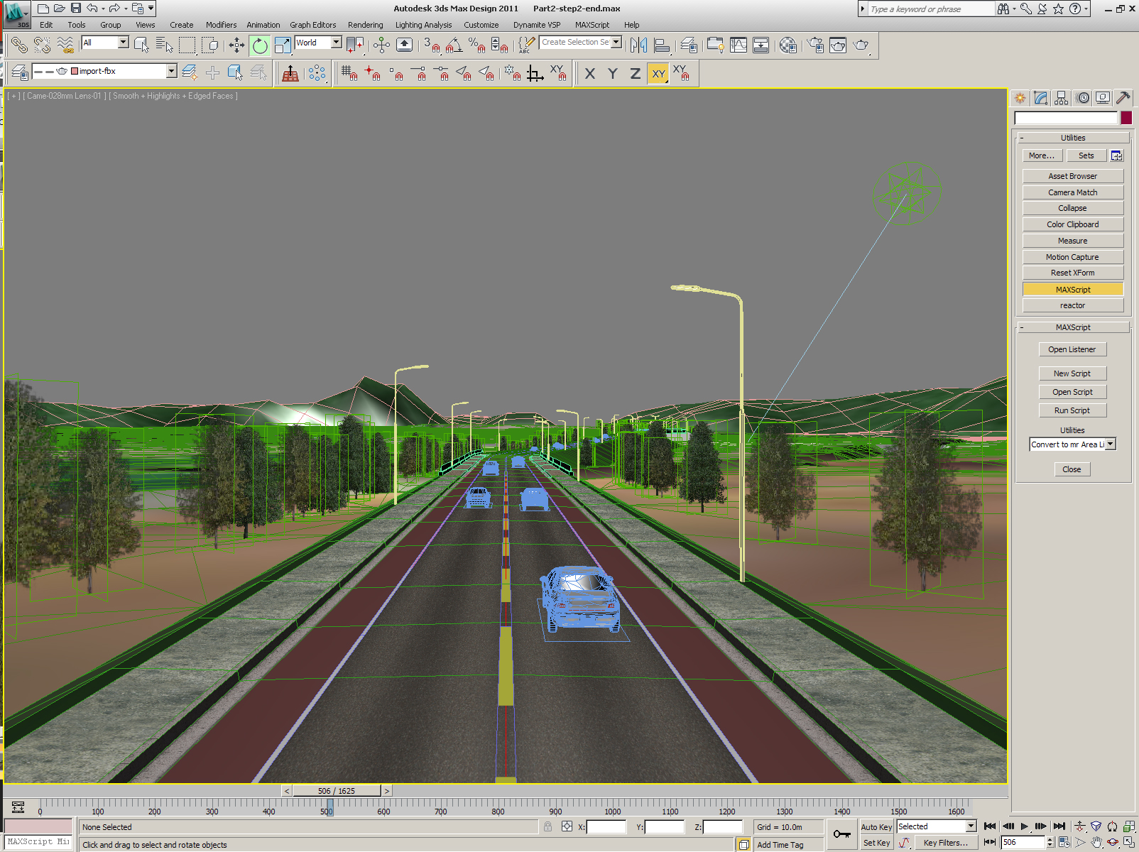 Innovation In Road Design And Management Software World Highways