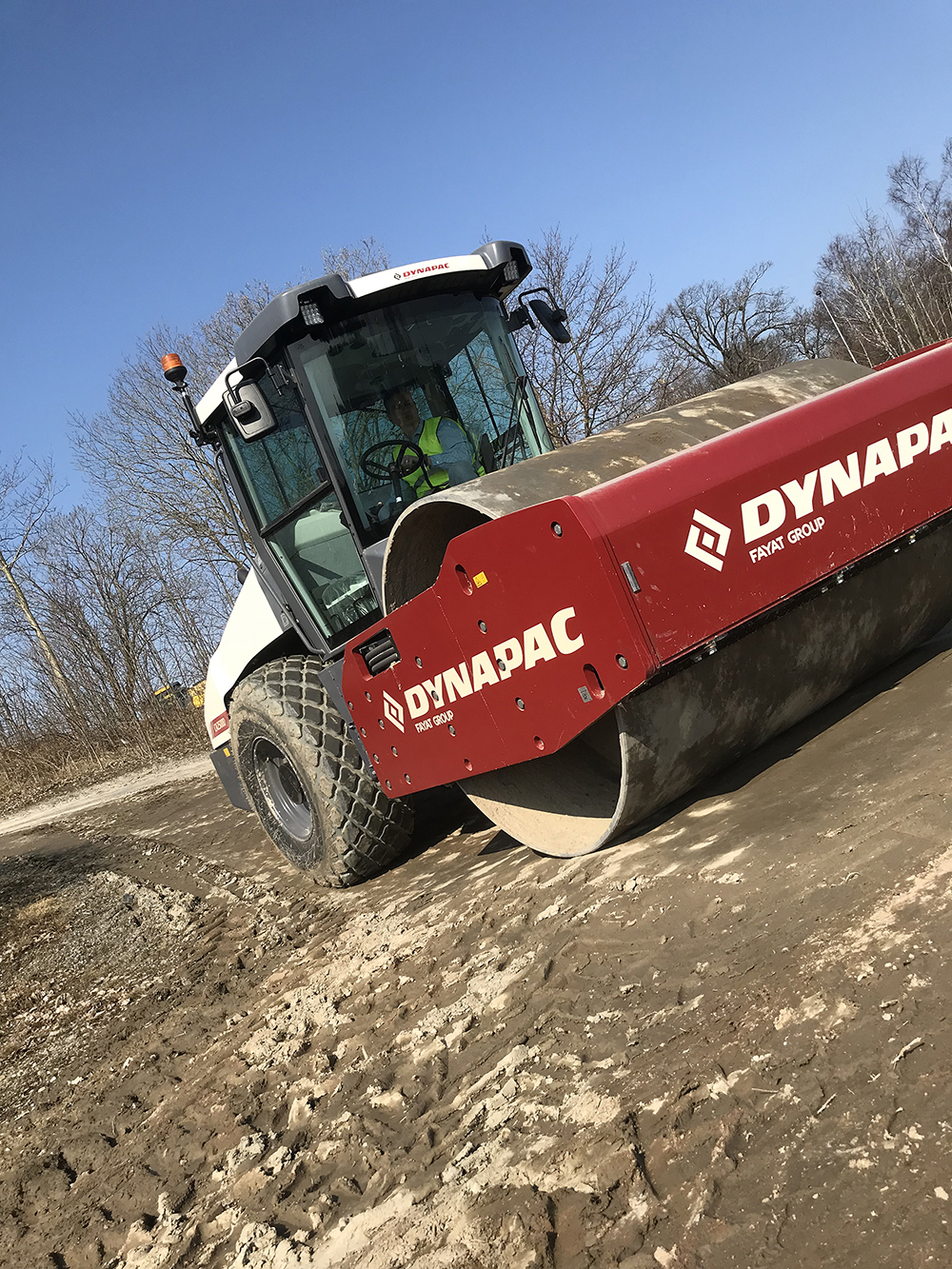 New capabilities are offered by the latest Dynapac soil compactors
