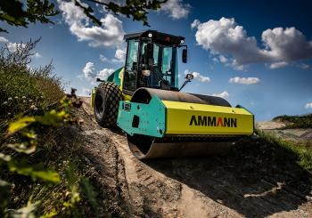 Increased efficiency and output is claimed by Ammann