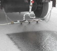 Experiemental applications of bitumen foam