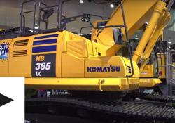 Conexpo 2017 Day 4 Komatsu Video avatar