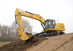 Caterpillar's new 326 model