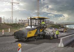 Volvo CE's new D-Series P8820D