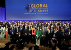 The 3rd Global Ministerial Conference held in Stockholm, Sweden, in February