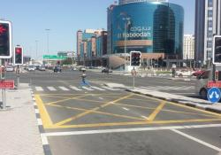 Dubai has made great advances in reducing its road casualty rate