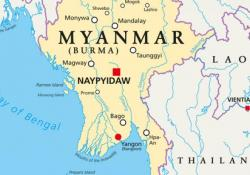 A new elevated expressway is planned for Myanmar and the tender process is now underway – image © courtesy Peter Hermes Furian, Dreamstime.com