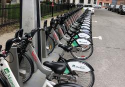 BIXI Montréal was set up in 2009 as North America's first large-scale bike share scheme © David Arminas/World Highways