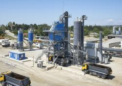 Benninghoven has supplied asphalt plants to a number of customers in Romania