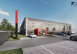 Cummins is building a new facility in Herten, Germany that will initially focus on the assembly of fuel cell systems for Alstom's hydrogen trains