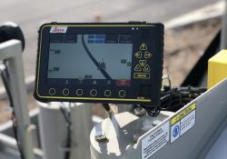The latest stringless technology from Leica Geosystems