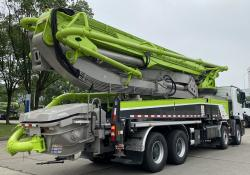 Zoomlion is now offering four of its concrete pump models through its CIFA network in Europe