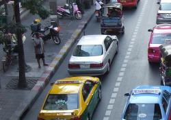 Thailand is looking to address its horrifically high rate of powered two wheeler crashes – image © courtesy of Mike Woof