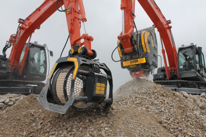 MB Crusher is offering highly versatile and rugged new models