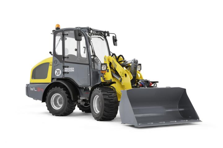 Wacker Neuson's versatile wheeled loaders