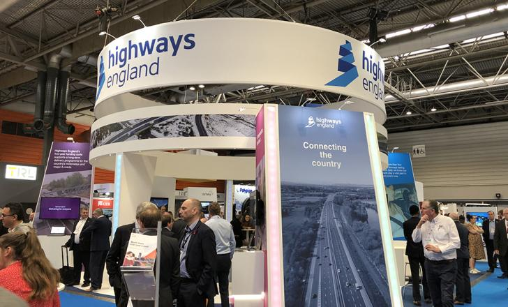 Highways UK event