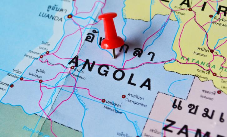 A key road improvement project is planned for Angola – image courtesy of © Rosevite2000, Dreamstime.com